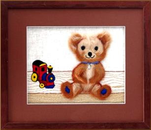 A126 Teddy Size 1