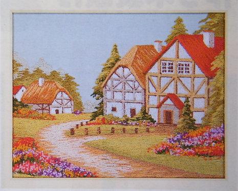 Kit 764 A Floral Path  Size 1
