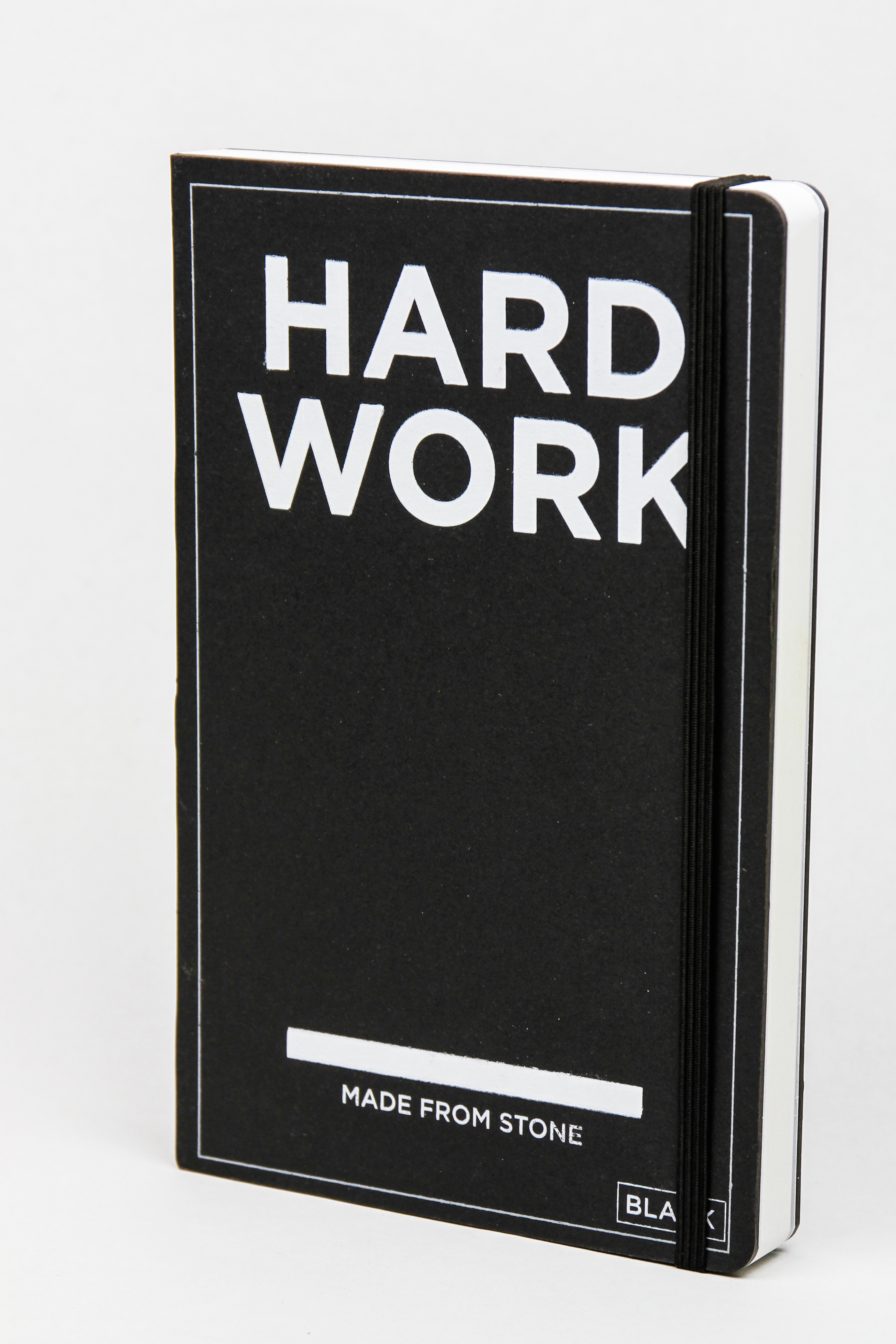 Hard Work Book - Blanko