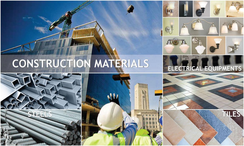Export & Import Materials