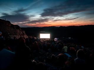 EVENT Mission Impossible Screening, Pleikestolen, Norway (3/3)