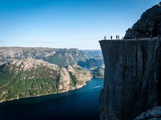 EVENT Mission Impossible Screening, Pleikestolen, Norway (2/3)