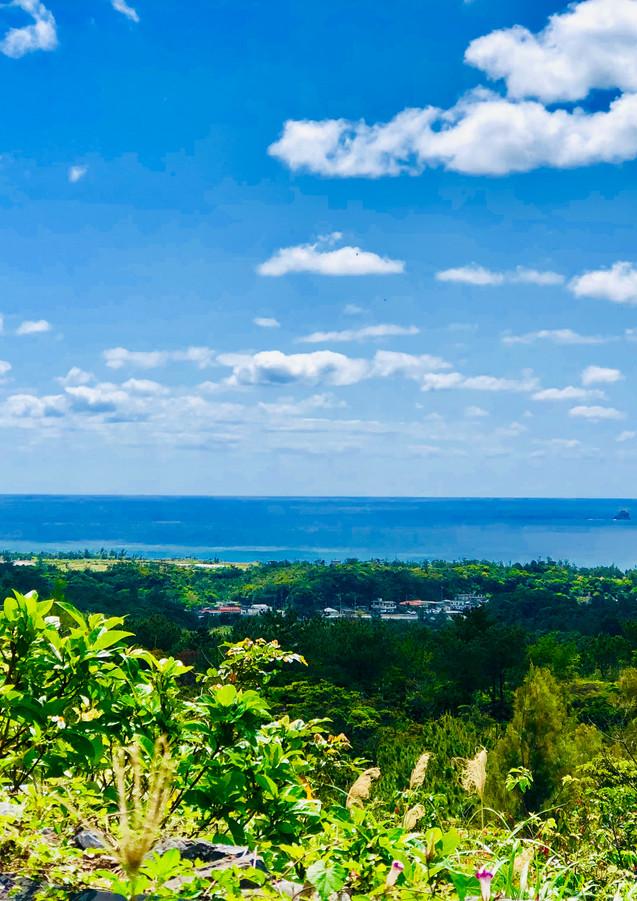 Sangoのお山からの景観2