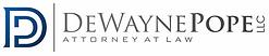 DeWayne Pope LLC logo