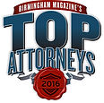 Birmingham Magazine Top Attorneys badge