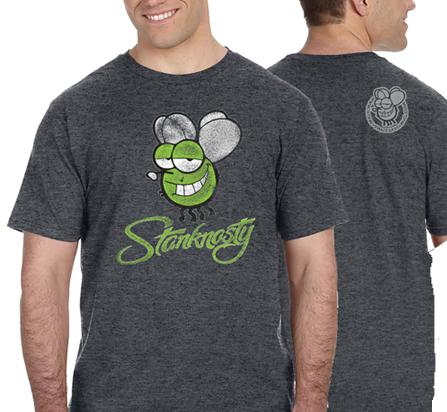Stanknasty Fly T-shirt