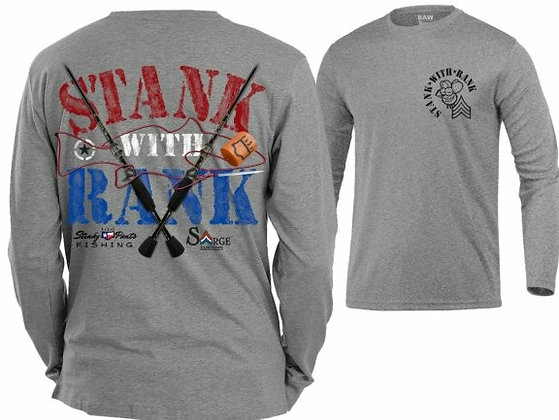Longsleeve Stank with Rank Shirt