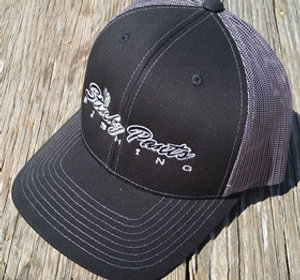 Black/Grey Name Hat