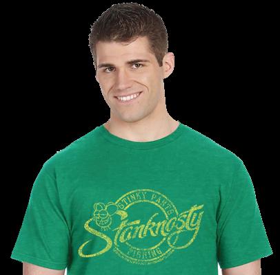 Green Stanknasty T-Shirt