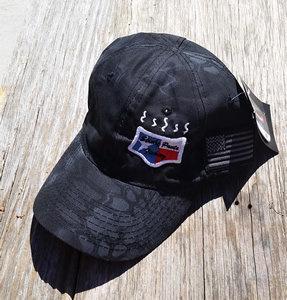 Black Kryptic hat
