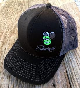 Black/Grey Stanknasty Hat