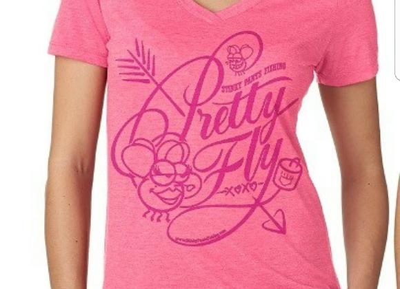 Ladies Pretty Fly Shirt