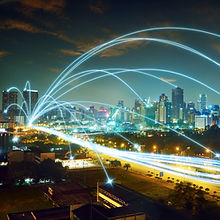 graphicstock-city-scape-and-network-conn