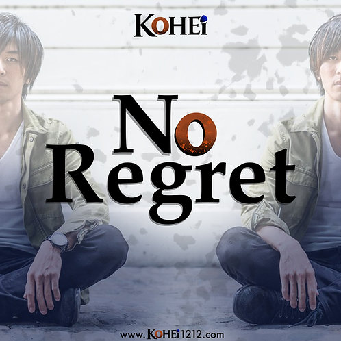 No Regret  CD(Shipping included)