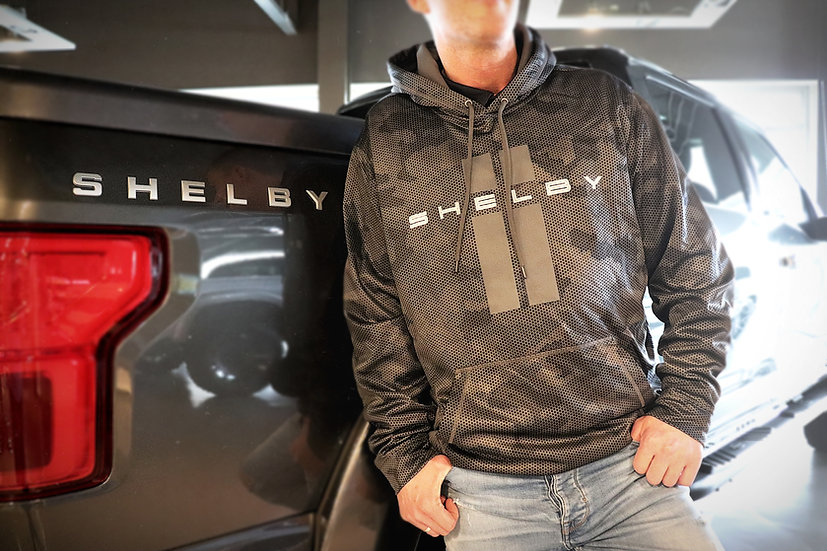 Shelby Camo Carbon Hoody