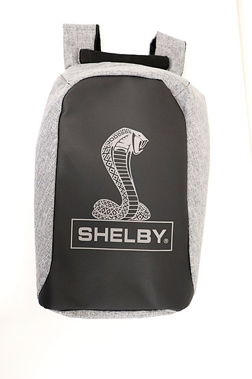 Shelby Grey Multi-Functional Back Pack