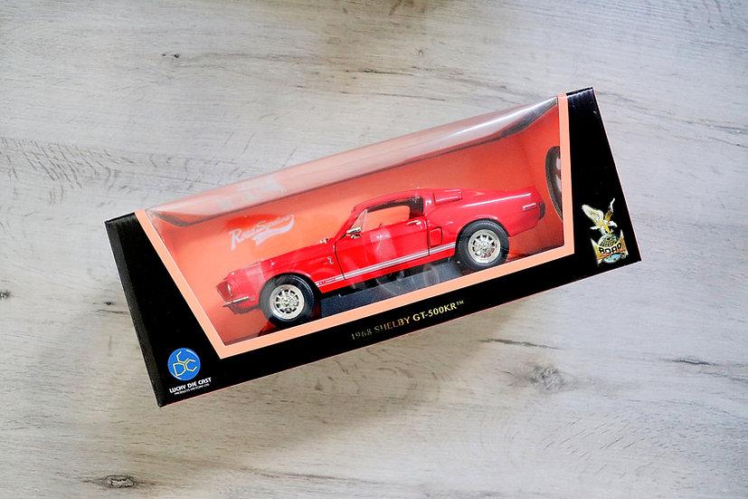 1968 Shelby GT500 KR Model Car