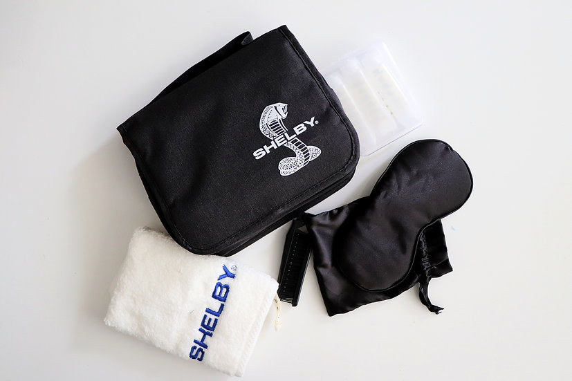 Shelby Travel Toiletry Bag