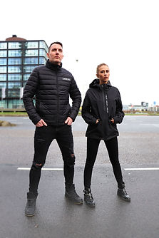 Shelby Down jacket and travel jacket com