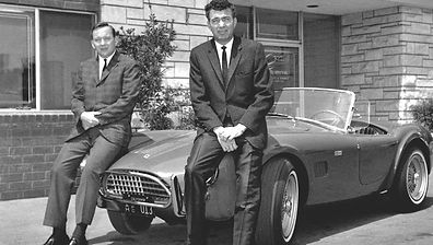 March 1962 Shelby appointed Payton Crame