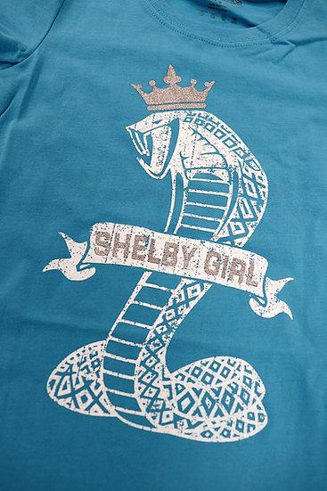 Shelby Super Snake Girls Tee