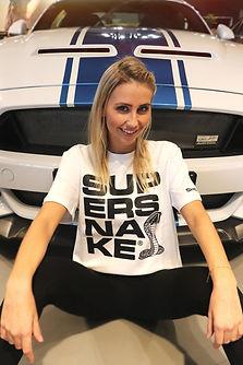 Shelby super snake white shirt girl 1 ja