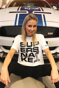 Shelby super snake white shirt girl 1 ja