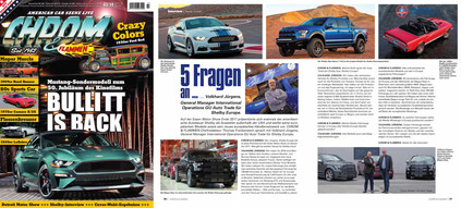 Shelby Europe Company Interview