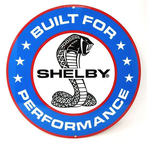 Shelby Built for Performance Light Box