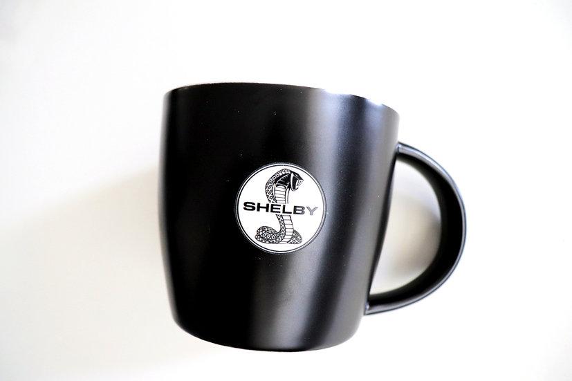 Shelby Coffee Mug Black