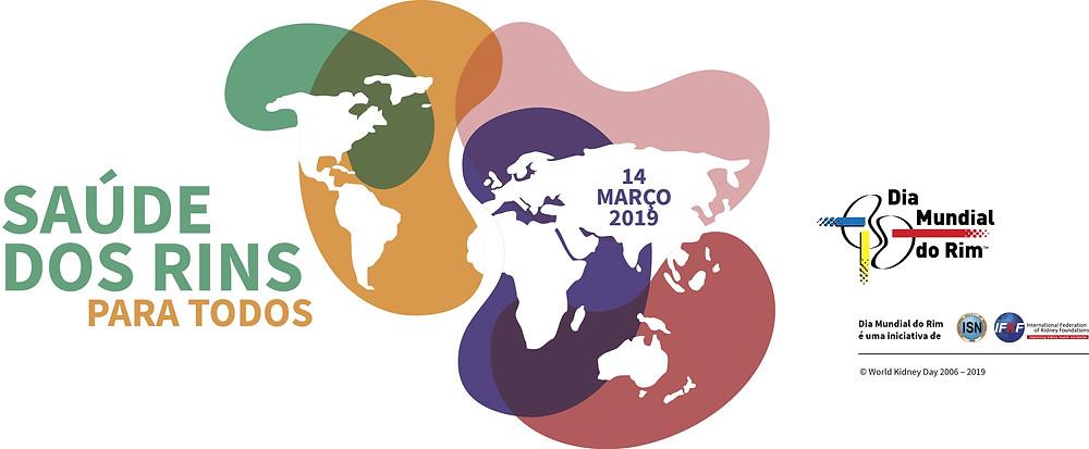 Campanha para o dia mundial do rim 2019