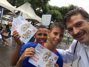 Campanha atinge cinco mil pessoas no Campo Grande