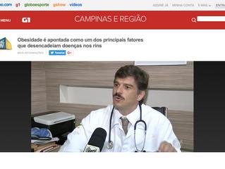 Reportagem da EPTV enfatiza tema da Campanha de Prevenção