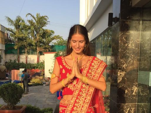 Elevintervju – Cecilie studerar inredning från indien