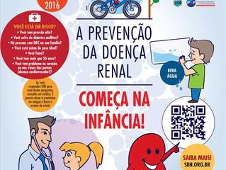 Campanha de prevenção estará no Largo do Rosário