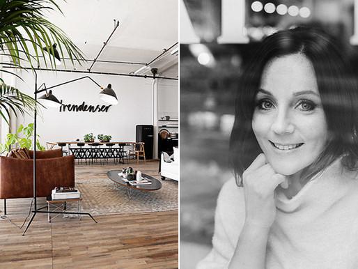 "Intervju med Frida ""Trendenser"" Ramstedt"