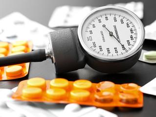Vigilância sanitária detecta impureza em medicamentos para pressão arterial