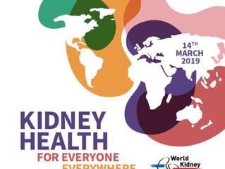 Campinas está no mapa do World Kidney Day