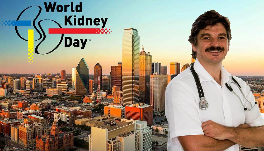 Dr. Marcelo Morelli da Clínica Humânitas é convidado para conferência em Dallas (EUA)