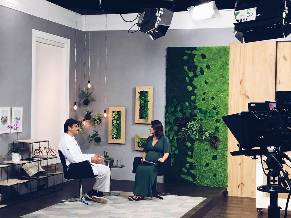 Entrevista para o mulher.com