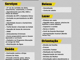 Instituto do Rim de Campinas e Clínica Humânitas estarão em nova ação social no dia 18/05