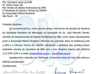 Nomeação Dr. Marcelo Morelli