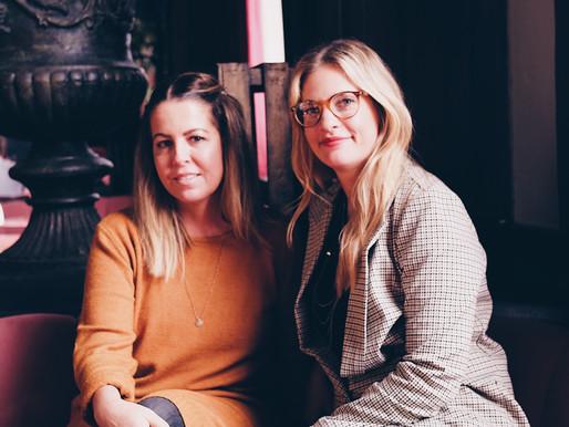 Elevintervju: Jenny & Maria