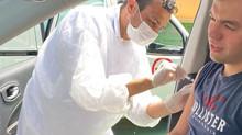 Instituto do Rim participa da Campanha da Vacinação contra a gripe