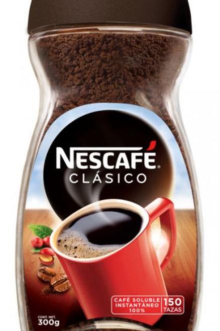 Café instantáneo Nescafé