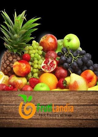 Canasta de frutas #2