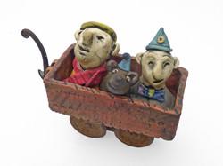 Clown Cart
