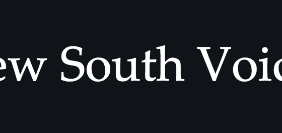 New South Voices - Our New Name