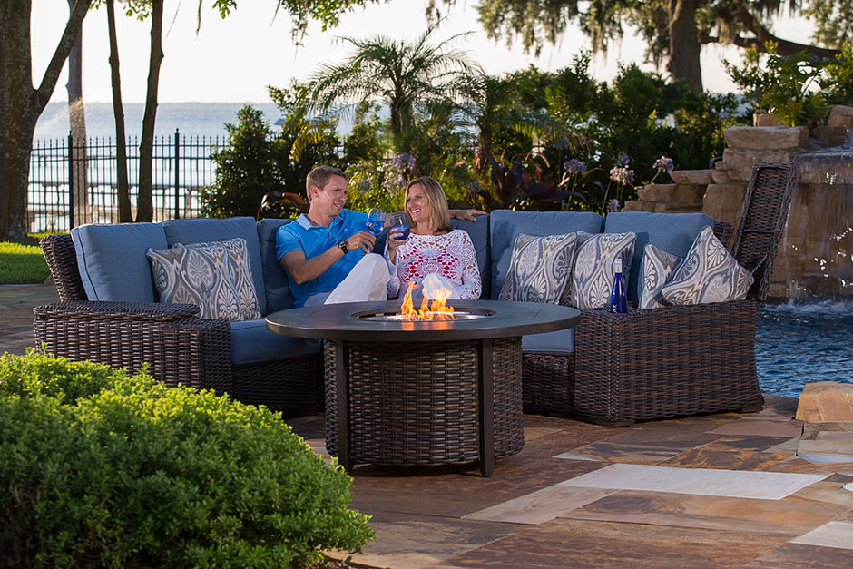 Superior Florida Backyard Outdoor Patio Furniture Images