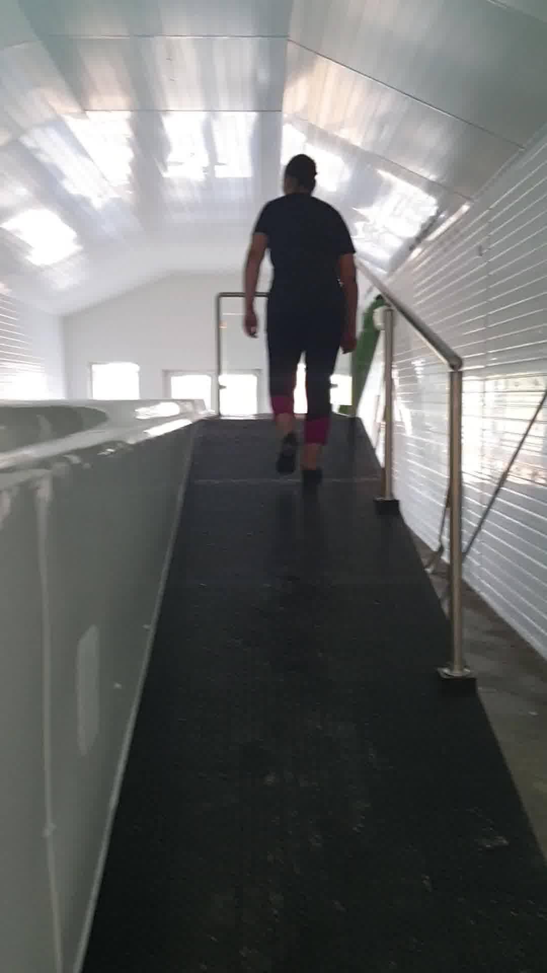 Hound House Hydro Pool Quality Control